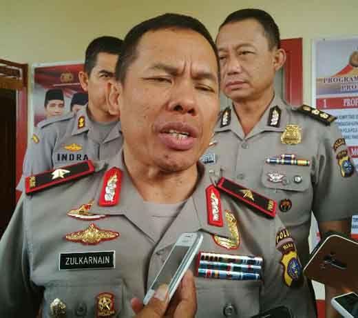 Kapolda Riau Brigjen Pol Zulkarnain Adinegara: Polisi yang Tak Netral pada Pilkada Saya Copot!