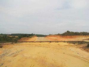 Deadline Akhir Desember 2015, Pembangunan Jalan Lingkar Duri Barat Lambat karena Terhadang Pipa Chevron