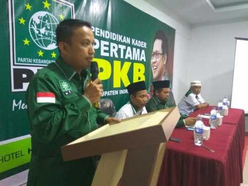 Di Depan Ketua DPW Riau, Dani M Nursalam Paparkan Perolehan Kursi PKB di DPRD Inhil dari Pemilu ke Pemilu