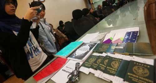 Ada Seorang Warga Riau Berusia 18 Tahun, Polisi Dalami Pengirim 3 WNI ke Suriah