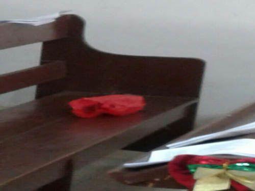 Benda Mencurigakan di Gereja HKBP Jalan Hang Tuah Pekanbaru Ternyata Sebungkus Roti