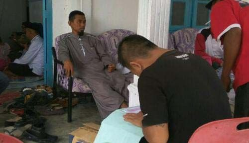 Subhanallah! Duda Berusia 40 Tahun di Selatpanjang Kepulauan Meranti Ini Peluk Islam dan Langsung Minta Dikhitan