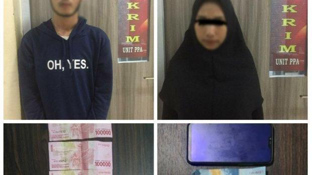 Polisi yang Menyamar Jadi Pria Hidung Belang Bongkar Prostitusi <i>Online</i> di Kepulauan Meranti, Bocah 13 Tahun Ditawarkan Rp500 Ribu