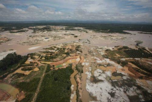 Polisi Tangkap Penadah Emas Hasil Tambang Ilegal di Desa Rawangogung Kuansing, Terduga Pelaku Warga Dharmasraya Sumbar dan Ada yang Berdomisili di Sukajadi Pekanbaru