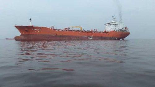 Petualangan 5 Bajak Laut Antarprovinsi Berakhir di Perairan Dumai setelah Merompak Kapal Tanker