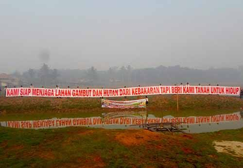 Riau Kawasan yang Paling Diwaspadai untuk Kasus Kebakaran Hutan Tahun Ini