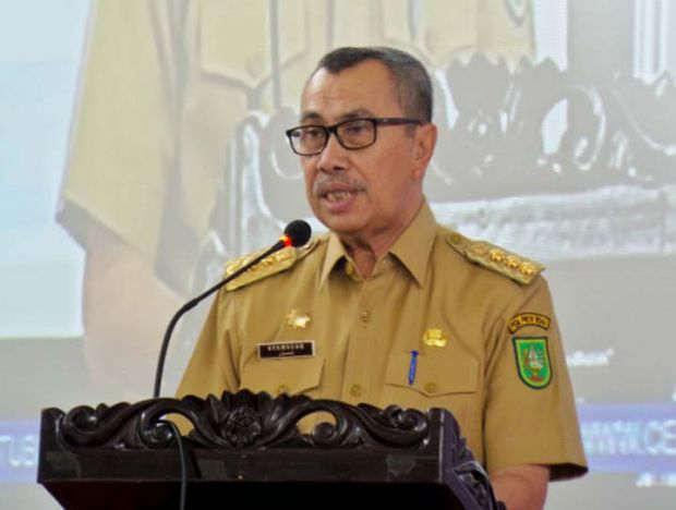 Pejabat Eselon III dan IV Pemprov Riau Segera Dilantik