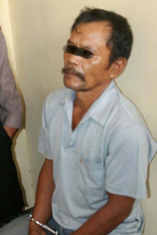 Pembunuh Ibu Paruh Baya Warga Jalan Kuansing Pekanbaru Ditangkap di Tebingtinggi Sumut, Pelaku Ternyata Suami Korban Sendiri