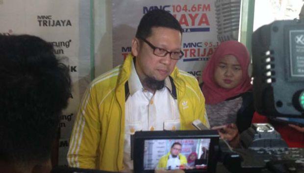 Golkar Ajukan Ahmad Doli Kurnia untuk Posisi Ketua Komisi II DPR