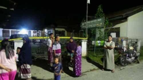 Penyebab Kematian Bayi 18 Bulan Diduga Tak Wajar, Akhirnya Panti Asuhan Yayasan Tunas Bangsa Pekanbaru Dipasang <i>Police Line</i>