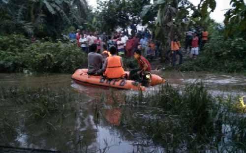 Bocah 10 Tahun di Pelalawan Hilang karena Terseret Arus saat Mandi di Sungai Pangarutan Sorek