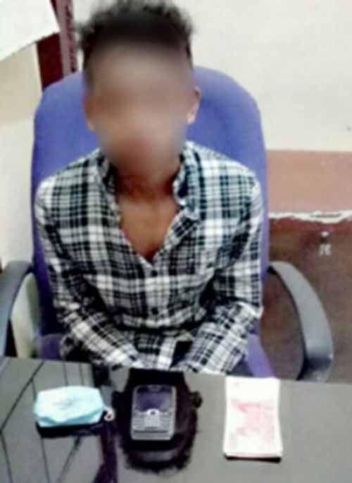 Remaja 18 Tahun Ditangkap Sehari setelah Bobol Rumah PNS Inhil di Jalan Gerilya Parit 8 Tembilahan