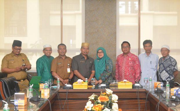 DPRD Kota Padangpanjang Terpikat Visi Kabupaten Siak, Ketua Komisi III: Dalam Pemikiran Orang Sumbar, Daerah Ini Ikon Berkembangnya Agama Islam