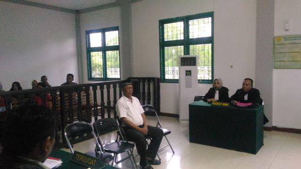 Eksepsi Ditolak Jaksa Penuntut Umum, Kasus Kebakaran Lahan dan Hutan yang Menjerat Mantan Petinggi PT WSSI Semakin Panas