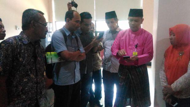 Tim Korsupgah KPK Wilayah Riau Datangi Pemkab Siak