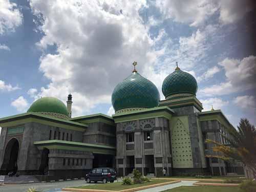 Melongok Budaya Islam di Tanah Air Melayu Riau