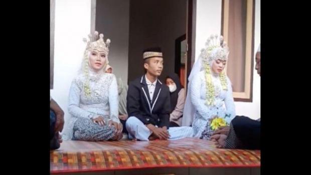Sukses Nikahi Dua Wanita Sekaligus, Kini Pria di Lombok Ini Bingung karena tak Punya Pekerjaan