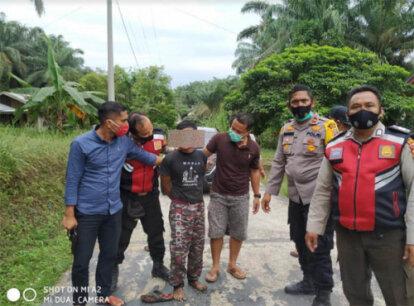 Pulang Memanen Sawit Milik Pamannya di Siak, Pria Ini Dibekuk Polisi karena Diduga Ikut Mencabuli ABG di Jatim 9 Bulan Lalu