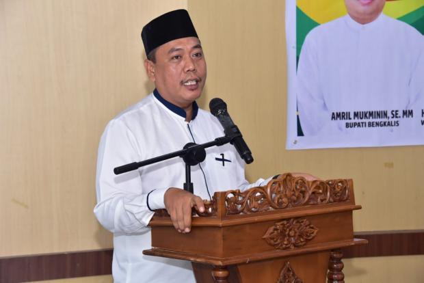 """Dijadwalkan Kunjungi Bengkalis, Ini Harapan Ketua MUI """"Negeri Junjungan"""" kepada Presiden Jokowi"""
