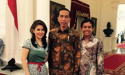 Tokoh Muda Riau Raja Juli Antoni Jadi Jubir Tim Pemenangan Ahok-Djarot, Ini Formasi Lengkapnya