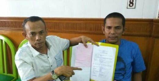 YLPK Kepulauan Meranti Laporkan Bank BTN Pekanbaru ke Polisi atas Dugaan Penipuan