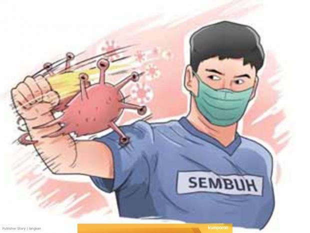 Cerita Kabag Protokol Setdaprov Riau Sembuh dari Virus Corona