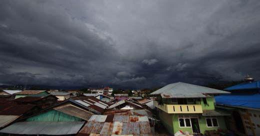BMKG Keluarkan Peringatan Dini: Sirkulasi di Samudera Hindia dan Sebelah Tenggara Riau Berpotensi Timbulkan Hujan dan Angin Kencang hingga Besok