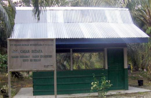 Tetapkan secara Sepihak Makam Keramat di Desa Sinamanenek Kampar Jadi Cagar Budaya, LAM Riau Minta PTPN V Urus Kebun Saja