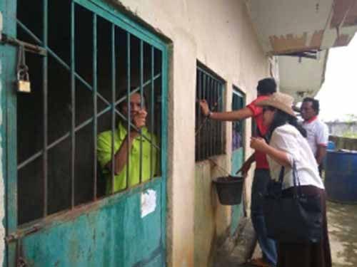 Selain Sering Disiksa, Para Penghuni Panti Yayasan Tunas Bangsa Pekanbaru Juga Disuruh Jadi Peminta-minta