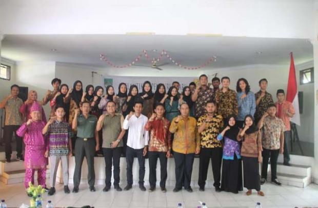 Wirandi Mustafa Pimpin BPH Ikatan Mahasiswa Ujungbatu di Pekanbaru