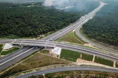 Tol Pekanbaru-Rengat Sepanjang 206 Km juga Bakal Lewati Kampar dan Pelalawan