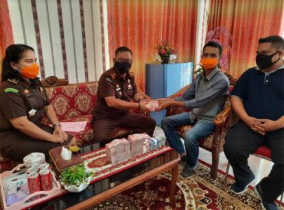 Uang Negara Rp800 Juta Lebih Diselamatkan dari Korupsi Kegiatan Kerja Sama Media di DPRD Rokan Hilir