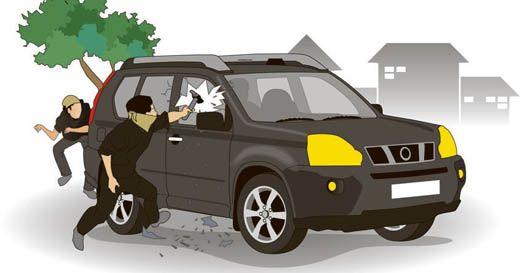 Ditinggal Belanja di Pasar Ujungbatu Rohul, Uang Rp45 Juta Raib Dicuri dari Mobil Warga Desa Sei Kandis