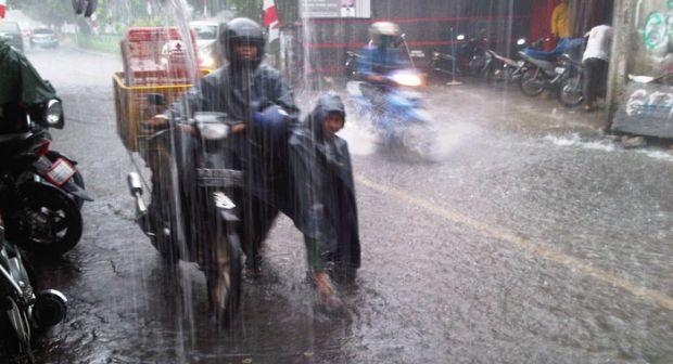 BMKG: Hingga 3 Hari ke Depan, Riau Berpotensi Hujan Lebat