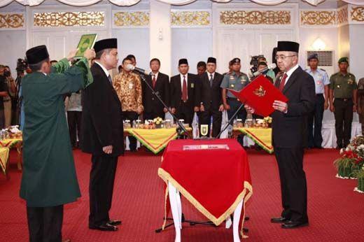 Mengenal Lebih Dekat Ahmad Hijazi, Sekdaprov Riau yang Pernah Jadi Guru Ngaji dari Rumah ke Rumah demi Biaya Kuliah