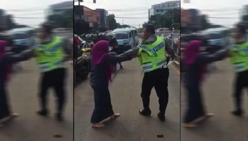 """Dora """"Si Pencakar Polantas"""" Dimutasi ke Pekanbaru Jadi Staf Biasa di PTUN"""