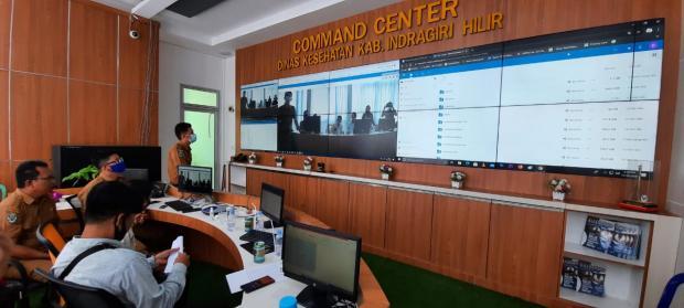 Menggunakan Sistem E-Katalog, Pengadaan Barang Ruang <i>Command Center</i> Sudah Sesuai Pagu Tersedia