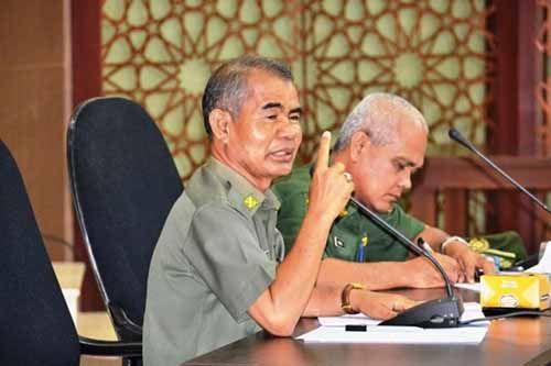 Pesan Zulfan Hamid setelah Pensiun Jadi Sekdakab Kampar: Selesaikan Masalah Aset yang Nilainya Capai Rp1 Triliun