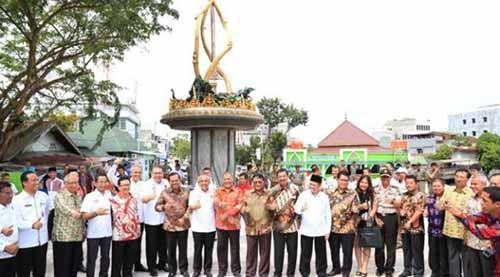 Gubernur Riau Arsyadjuliandi Rachman Persilakan Kejaksaan Usut Tuntas Proyek Taman dan Tugu Antikorupsi yang Dibangun Pemprov