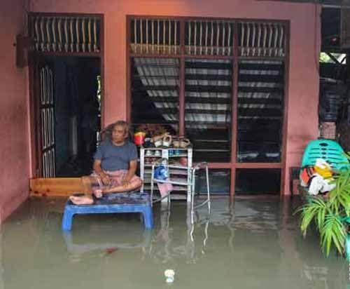 Empat Desa di Kabupaten Siak Terendam Banjir karena Luapan Sungai