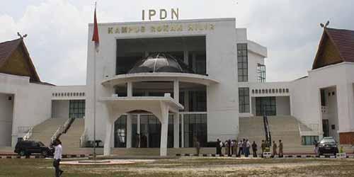 KPK Periksa 6 Saksi Terkait Dugaan Korupsi Pembangunan Gedung IPDN di Rokan Hilir