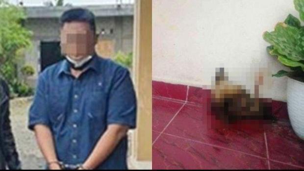 Ini Jejak Kriminal YS, Eks Polisi dan Mantan Anggota DPRD Pekanbaru Peneror Potongan Kepala Anjing di Rumah Pejabat