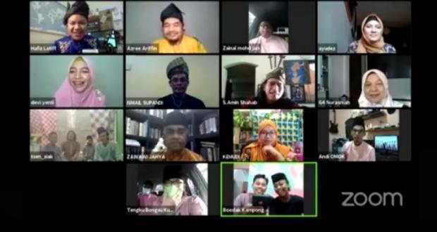 Bermula Lagu Nusantara Raya Menjadi Rumah Terbuka Nusantara Raya Eratkan 5 Negara Serumpun melalui Seni