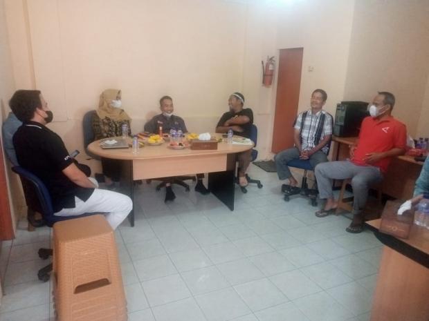 Songsong Pemilu Serentak 2024, KPU Pekanbaru Bersinergi dengan AMSI Riau