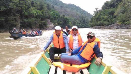 Perusahaan China Berminat Bangun PLTA di Kuansing