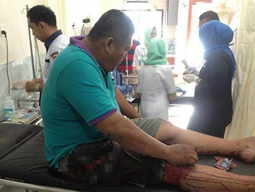 Buru Pelaku Pembacokan Warga di Depan Warung Jalan Pesantren Belakang Purna MTQ Pekanbaru, Polisi Tunggu Parulian Sitompul Pulih Pasca-operasi