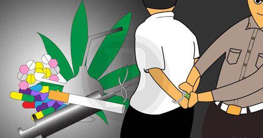 Meski Minim Personel, Polres Inhil Komitmen Perangi Narkoba