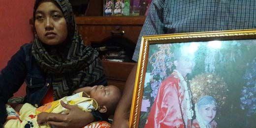 Kesedihan Rahmita Dewi Mengenang Percakapan Terakhir dengan Suaminya, Prajurit TNI Asal Dumai yang Jadi Korban Heli Jatuh di Malinau