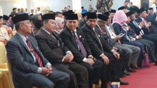 Sederet Nama Ini Tidak Masuk dalam Daftar yang Dilantik Gubernur Arsyadjuliandi Mengisi OPD Baru Pemprov Riau