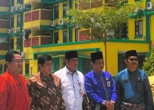 """Pejabat Pusat Bungkam Usai Tinjau Embarkasi di Jalan Mekar Sari Pekanbaru, Pemprov Riau """"Harap-harap Cemas"""""""